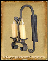 Perkins Sconce